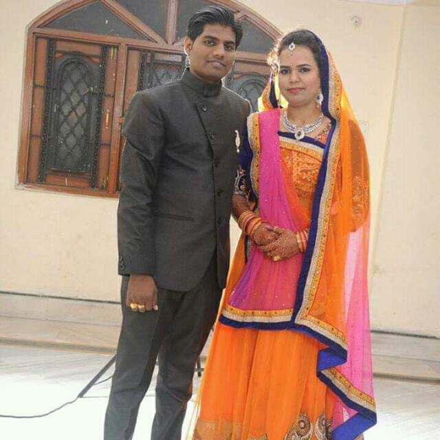 mr & mrs Mishra